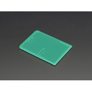 Raspberry Pi Model B+ / Pi 2 Case Lid - Green