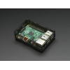 Pi Model B+ / Pi 2 Case Base - Smoke Gray