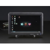 10.1 1366x768 Display IPS + Speakers - HDMI/VGA/NTSC/PAL