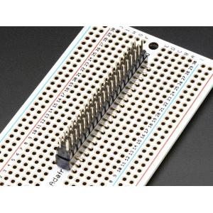 Makettplaadi vahekonnektor, 2x20p 2.54mm