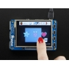 PiTFT Plus Assembled 320x240 2.8 TFT + Resistive Touchscreen