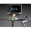 TFT displei 7´´ 1024x600, HDMI sisend