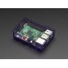 Pi Model B+ / Pi 2 Case Base - Purple
