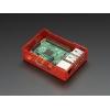 Pi Model B+ / Pi 2 Case Base - Red