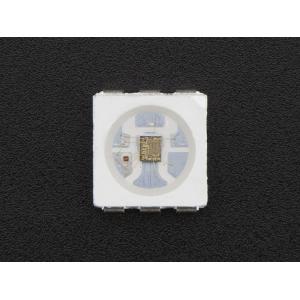 DotStar LED 5050, RGB, integreeritud kontrolleriga, 10 tk