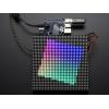Adafruit RGB maatriksi ja Reaalaja kella laiendusplaat Raspberry Pi´le
