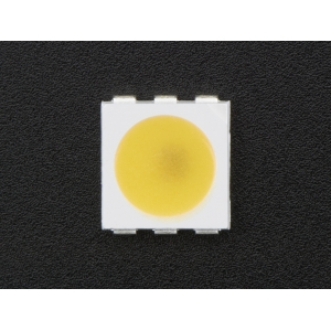DotStar LED 5050, soe valge, integreeritud kontrolleriga, 10 tk