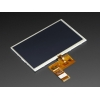 7.0´´ 40-pin TFT Display - 800x480 with Touchscreen