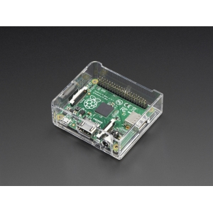Pi Model A+ Case Base - Clear