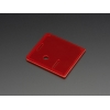 Raspberry Pi Model A+ Case Lid - Red