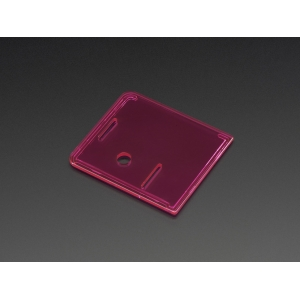 Raspberry Pi Model A+ Case Lid - Pink