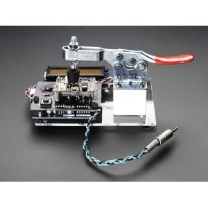 Testplaadi fiksaator / klamber, väike