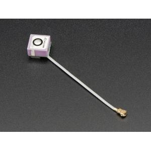Passiivne GPS Antenn, 9 x 9mm, võimendus -2dBi, uFL