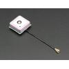 Passiivne GPS Antenn, 15 x 15mm, võimendus 1dBi, uFL