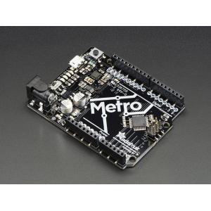 Adafruit METRO 328 mikrokontroller, konnektoritega