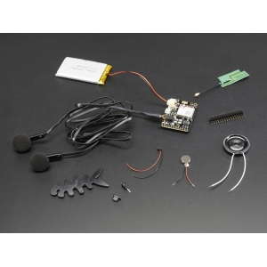 Adafruit FONA - Mini GSM mobiilside stardipakett, uFL