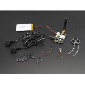 Adafruit FONA 800 - Mini GSM mobiilside stardipakett, SMA