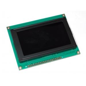 LCD 128x64 graafiline displei, valge tekst, must taust