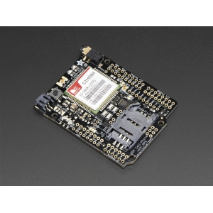 FONA 808 Shield - GSM + GPS moodul Arduino´le