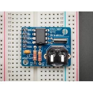 DS1307 - RTC reaalaja kella mooduli komplekt