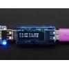 USB voltmeeter, OLED displeiga