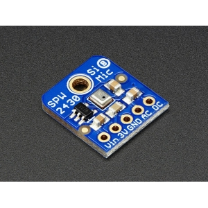 SPW2430 - MEMS mikrofon eelvõimendiga