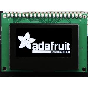 OLED displei 1.54´´ 128x64, SSD1305 kontroller