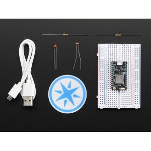 Particle Photon - IoT mikrokontrolleri stardikomplekt