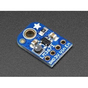 LM3671 - toitekonverter, 3.3V 600mA, Vin 3.5 - 5.5V