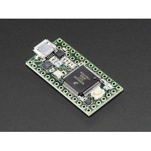Teensy 3.2 - ARM Cortex-M4 72MHz mikrokontroller, konnektoritega