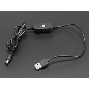 USB toitekonverter, 9V