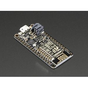 Adafruit Feather HUZZAH ESP8266 WiFi mikrokontroller