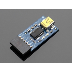 FTDI Friend, 3.3/5V serial - USB konverter