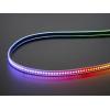 NeoPixel LED riba, RGBW Digital, IP65, 144 LED/m, must alus, 1m