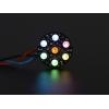 NeoPixel 7 x 5050 RGBW LED rõngas, naturaalne valge