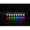 NeoPixel 8 x 5050 RGBW LED riba, naturaalne valge