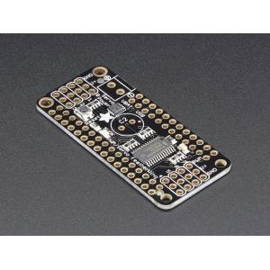 FeatherWing 8-kanaliga 12-bit PWM / Servo draiver