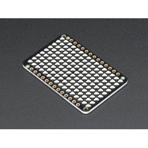 LED maatriks 9x16, 43 x 28mm, roheline