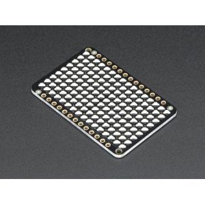 LED maatriks 9x16, 43 x 28mm, sinine