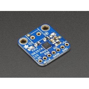 MAX98357A - Mono 3W Class D Audio võimendi