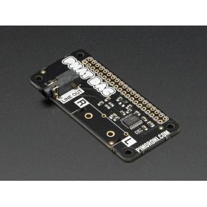Pimoroni pHAT DAC - Raspberry Pi Zero audio DA muundur
