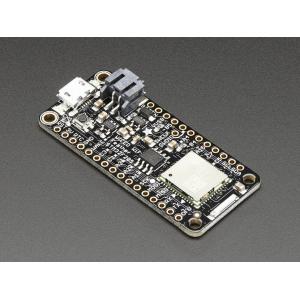 Adafruit WICED WiFi Feather - STM32F205 WiFi mikrokontroller