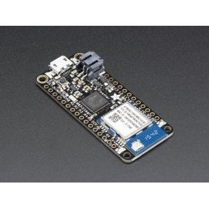 Adafruit Feather M0 WiFi mikrokontroller, uFL antennikonnektoriga