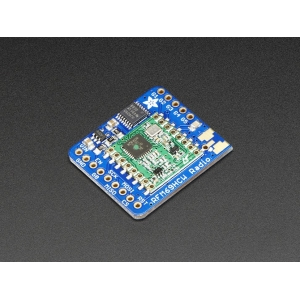 Adafruit RFM69HCW raadioside moodul, 868MHz, 3.3-5.5V
