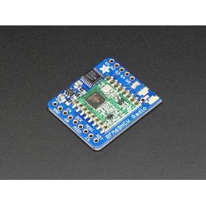 Adafruit RFM69HCW raadioside moodul, 433MHz, 3.3-5.5V