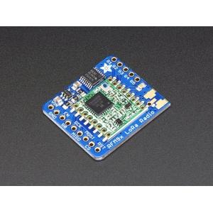 Adafruit RFM95W LoRa raadioside moodul, 868MHz, 3.3-5.5V