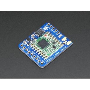 Adafruit RFM96W LoRa raadioside moodul, 433MHz, 3.3-5.5V