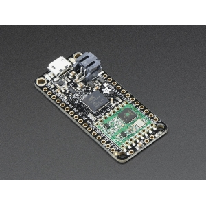 Adafruit Feather 32u4 RFM69HCW RF mikrokontroller, 868MHz