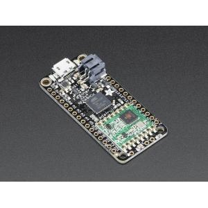 Adafruit Feather 32u4 RFM69HCW RF mikrokontroller, 433MHz
