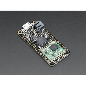 Adafruit Feather 32u4 RFM95 LoRa RF mikrokontroller, 868MHz